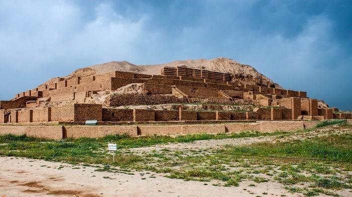 Chogha Zanbil Zigurat , Susa , Iran Sacred Cities