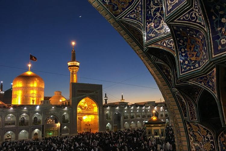 Iran Sacred Cities , Mashhad , Imam Reza