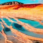 Iran Destination: Badab Surt Springs