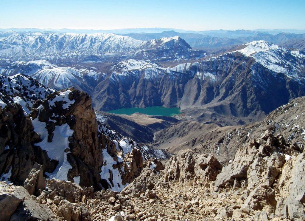 Iran Destination, Gohar Lake