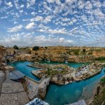 Iran Destination; Shushtar historical hydraulic system, located in Khuzestan Province, Iran