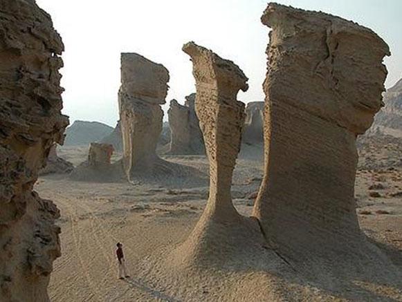 Kalut , Bandar Lengeh , Persian Gulf