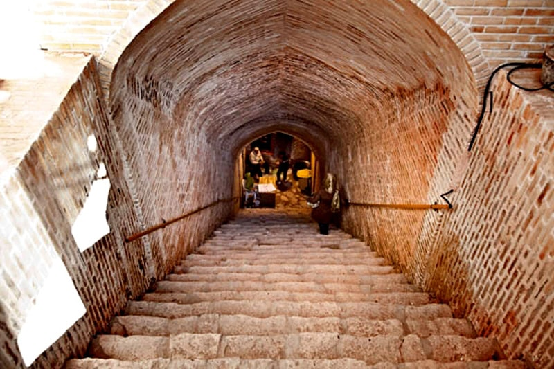 Nooshabad , Iran Ancient Underground City