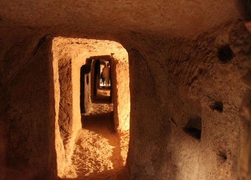 Nooshabad , The underground City in Iran