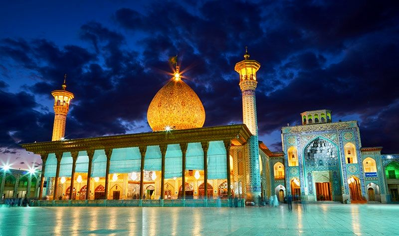 Shahe Cheragh Holy Shrine