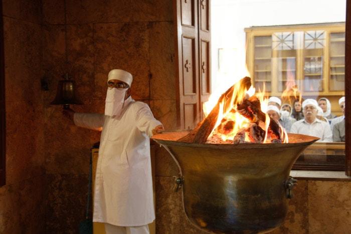 Zoroastrian Fire Temple , Yazd