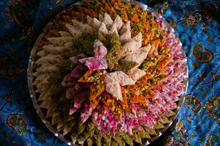 Loze , Yazd Cookies & Sweets