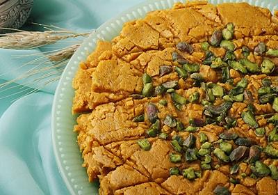 Sohan , Yazd Cookies
