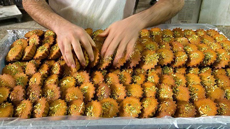 Yazd Cookies , Iran Destination Tour Operator