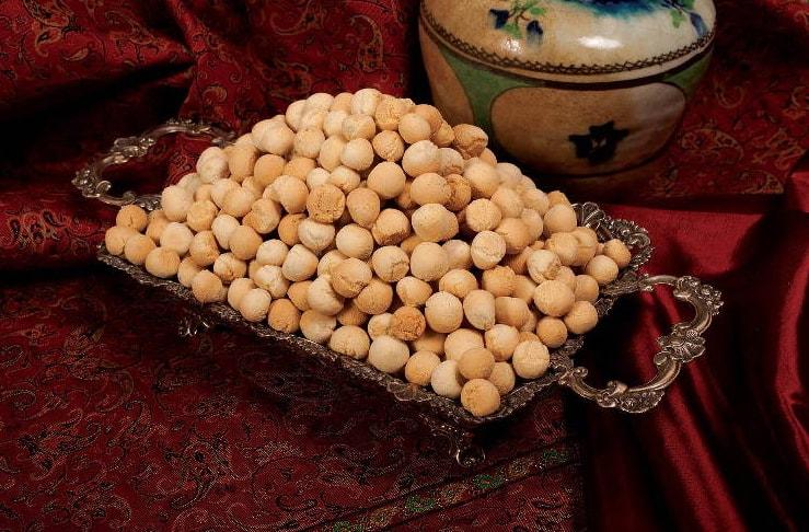 Haji Badoom , Yazd Cookies