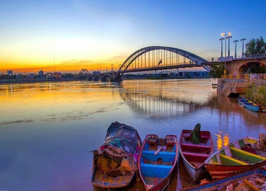 Khuzestan Tourismus