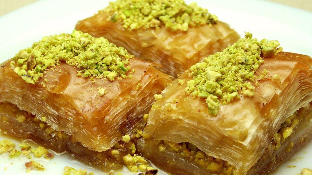 Baklava , Yazd Cookies