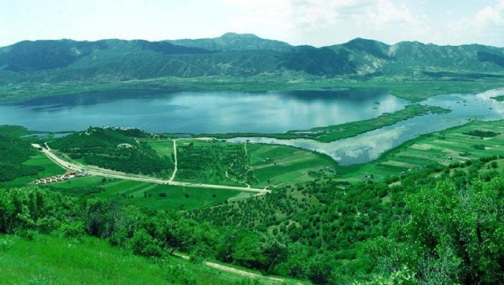 Iran Destination: Zarivar Lagoon
