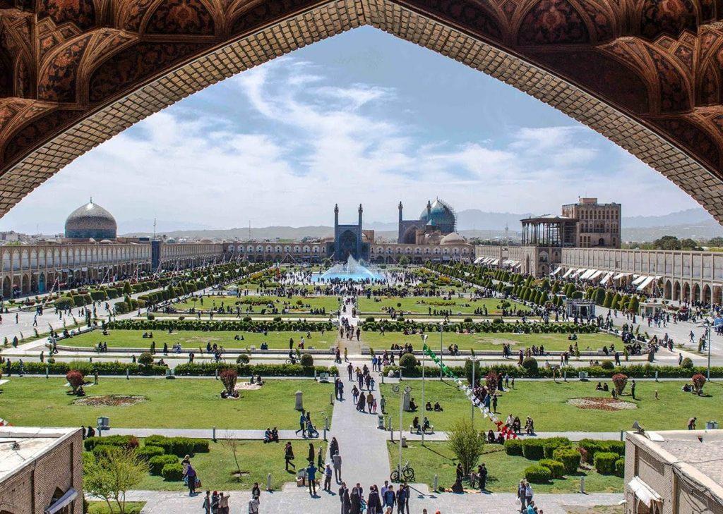 Isfahan Sehenswürdigkeiten