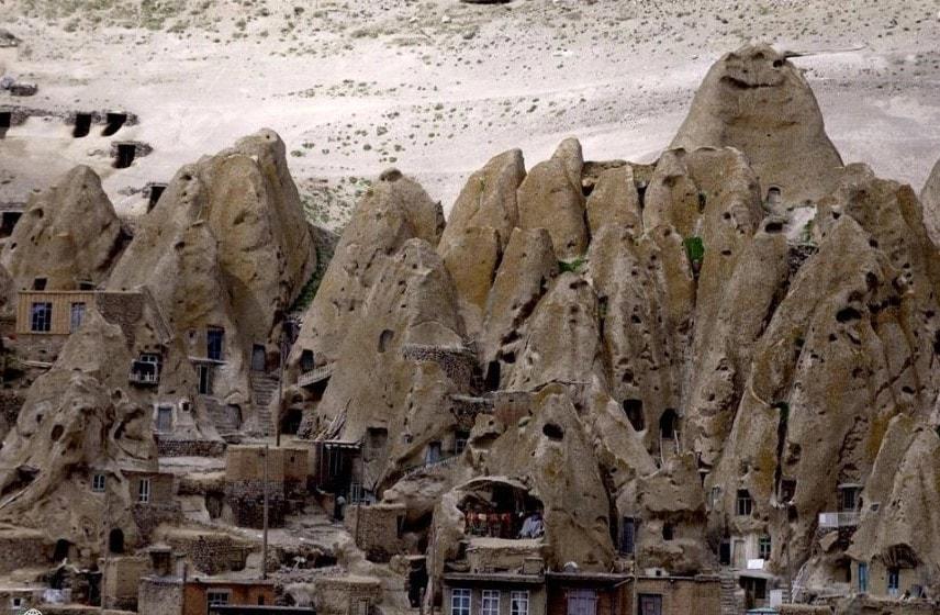 Iran Historical Villages   Abyaneh   Kandovan   Haoraman   Iran ...