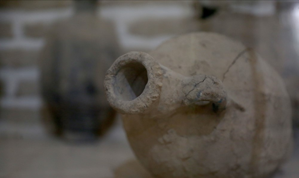 Meybod Pottery Museum