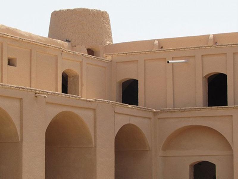 Narin Castle , Meybod