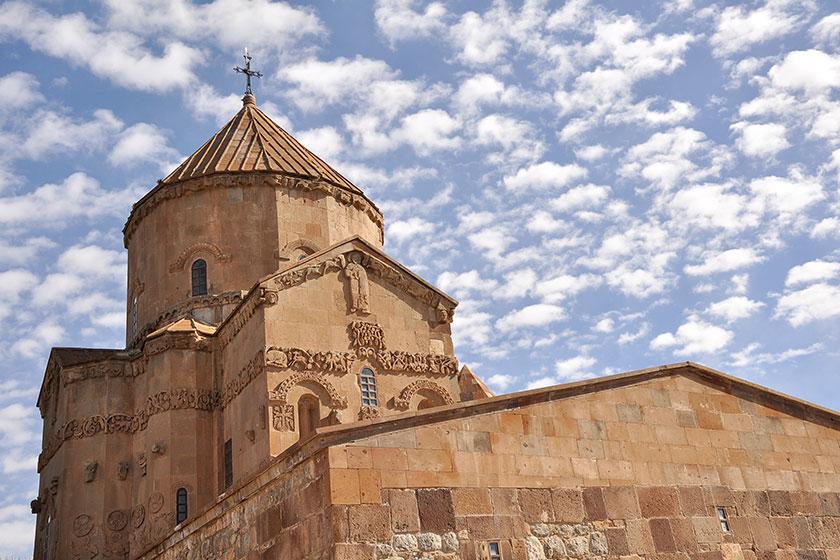 Saint Stepanos Monastery, Jolfa, Isfahan