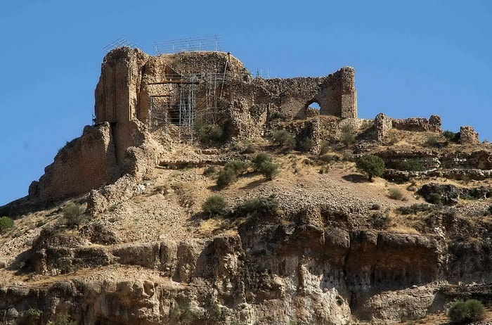 Sassanian Daughter Castel , Iran Destination Travel Agency