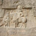 Shapour I , Naghsh e Rostam Reliefs