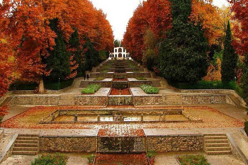 Shazdeh Garden, Mahan, Kerman province