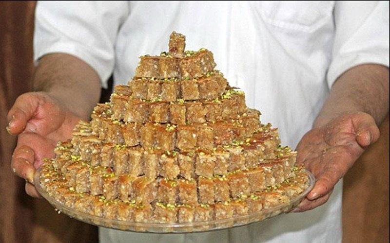 Yazd Cookies , Yazd Tour , Iran Destination Tour Operator