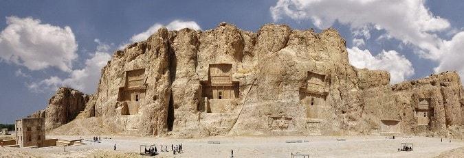 Naghsh e Rostam Reliefs