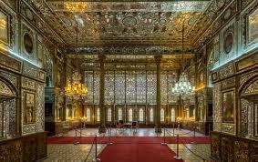 Iran Royal Tour - Golestan palace