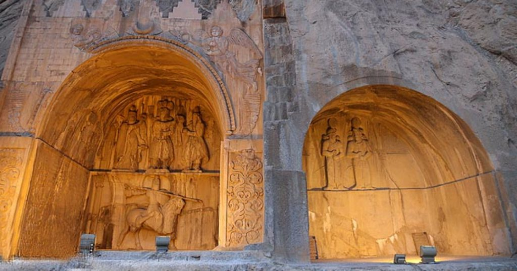 Iran Destination: Kermanshah, Taq Bostan