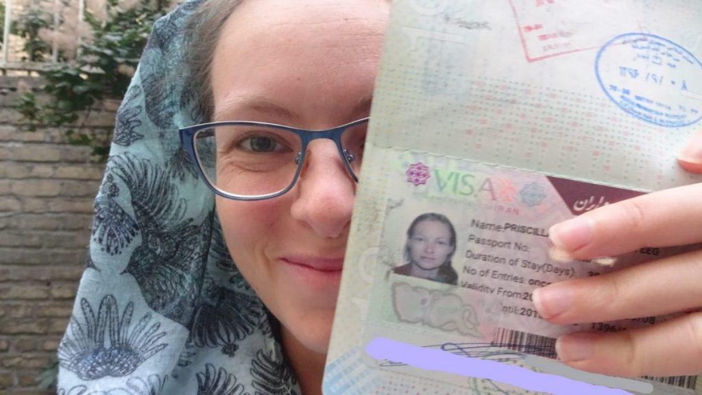 How to apply/get Iran Visa?