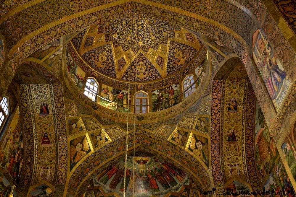 Catedral de Vank en Isfahan