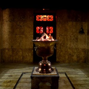 Iran Glory Tour - Fire Temple