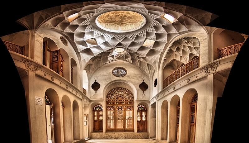 Ameriha Historical House , Kashan