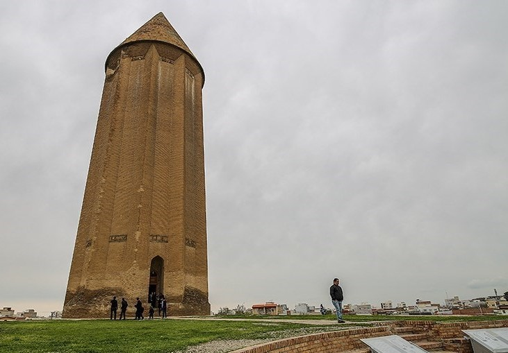 Gonbade Qabus , The Tallest Brick Tower in the Wold