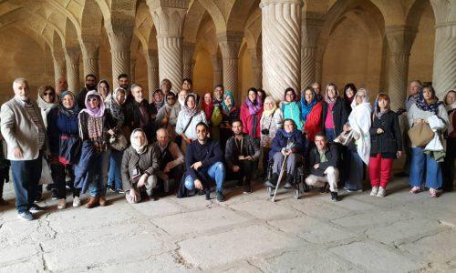 Iran group tour