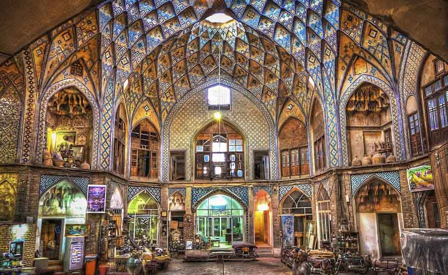 Travel to Iran: Kashan