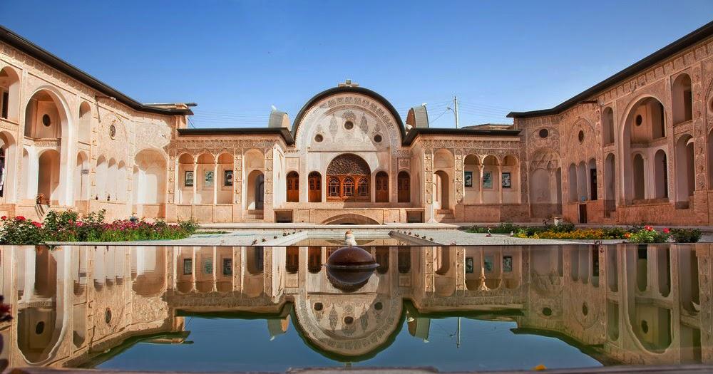 Tabatabaei House , Kashan