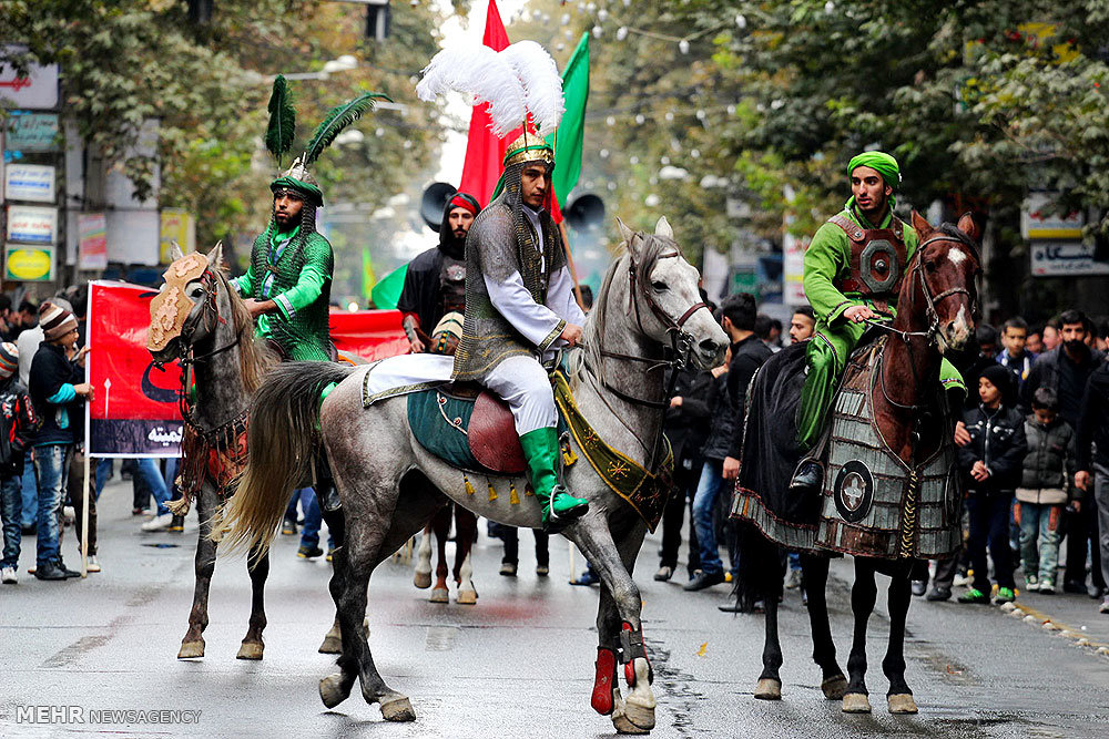 Iran Destination: Ashura ceremony