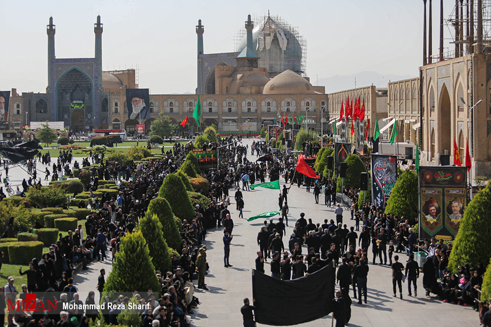 Iran Destination: Ashura