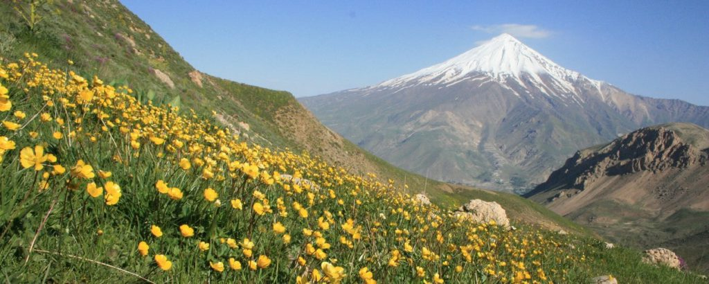 Damavand , Iran Hiking Tour