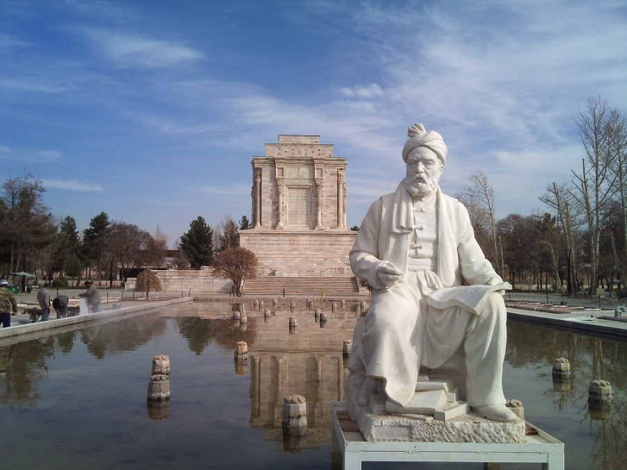 Tomb of Ferdowsi, Mashhad