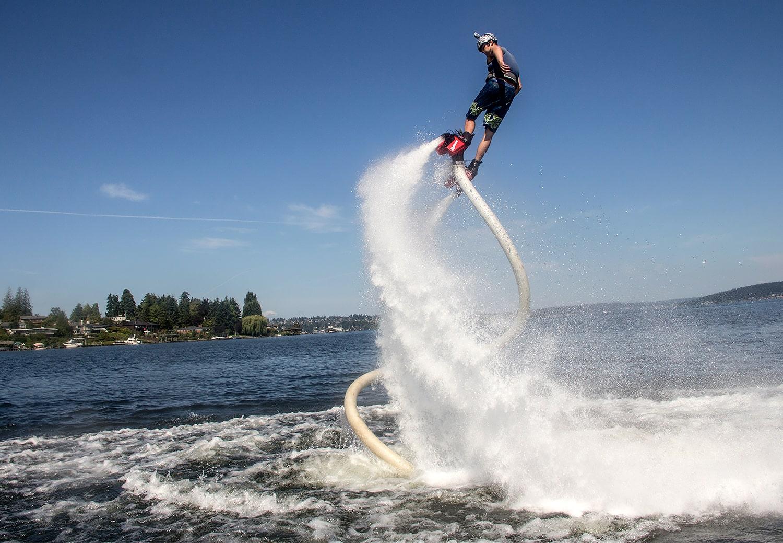 Flyboard , Kish Water Sports