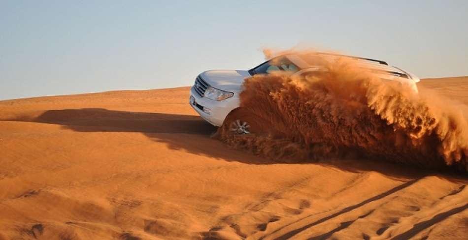 Iran Desert Safari Tour