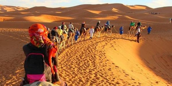 Mesr Sandy Desert