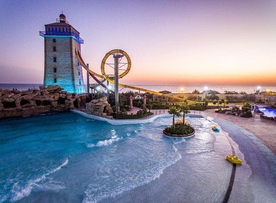 Ocean Park , Parasol , Kish Water Sports