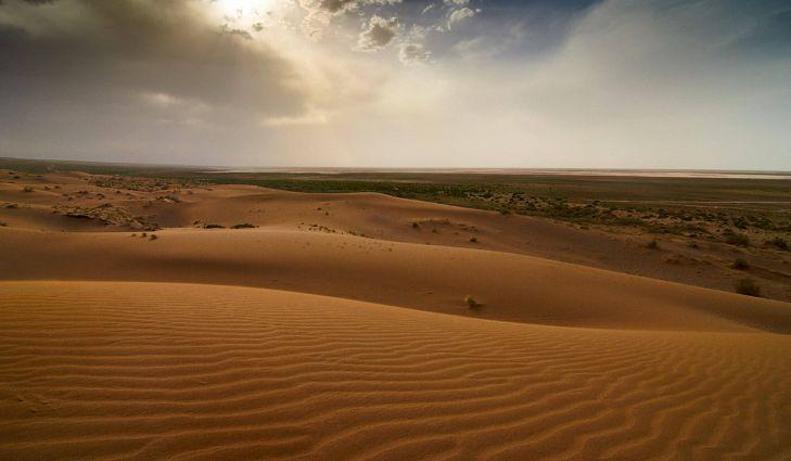 Iran Detination: Maranjab Desert
