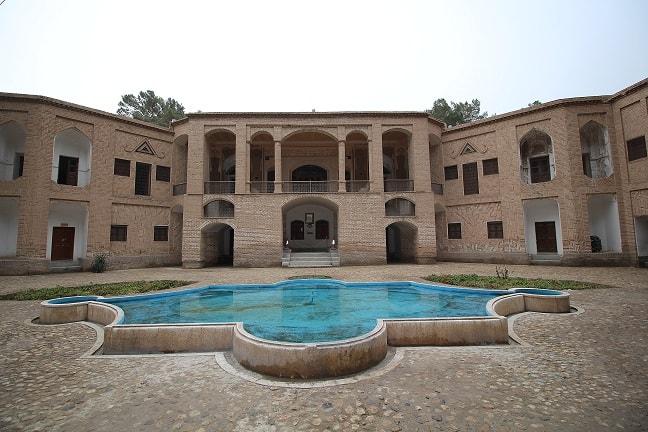 Akbariyeh Persian Garden, Birjand