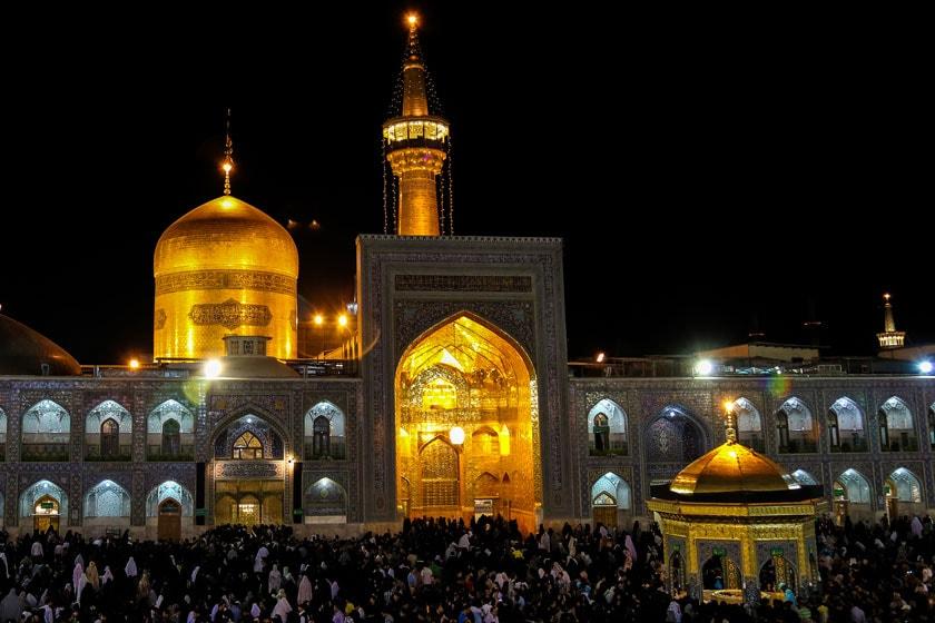 Imam Reza Heiliger Schrein