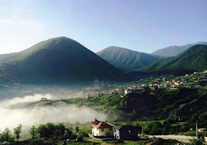Lavij Iran Nature