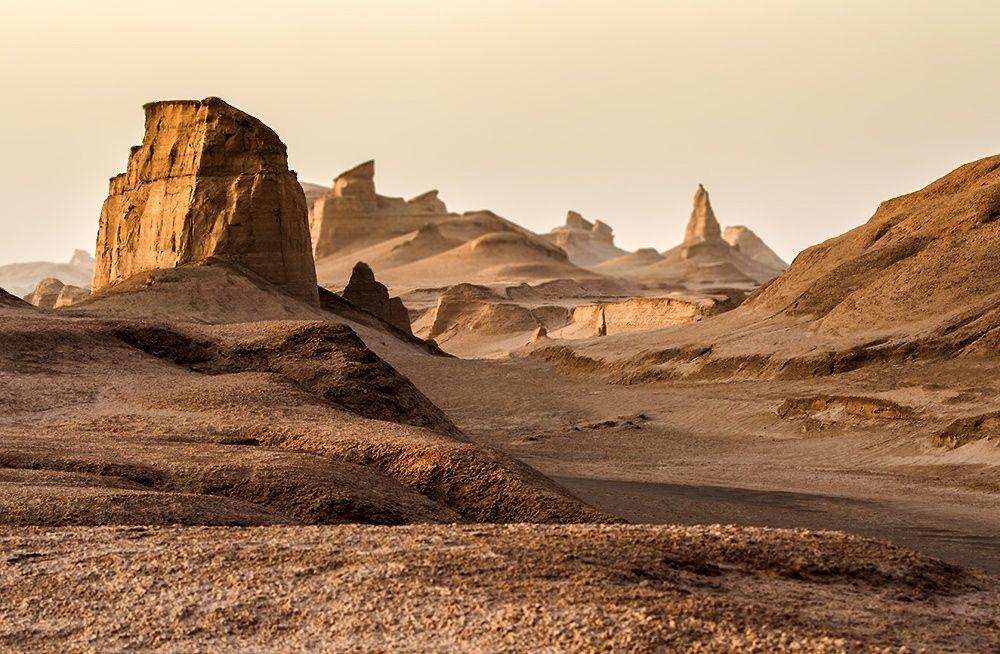 Lut Wüste Shahdad